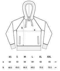 Unisex Hoodie Size Chart Fair Trade Culture And Fashion