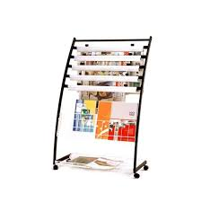 newspaper rack 1. Fine Rack 2 Tier Newspaper U0026 Megazine Rack NM501 On 1