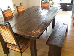 Bench Style Kitchen Tables Kitchen Table Bench Seat Height Best Kitchen Ideas 2017