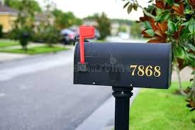 mailbox flag up. Beautiful Mailbox Mailbox Flag Holder Up Download Us With In  Position Stock Image With Mailbox Flag Up Sensacionesclub