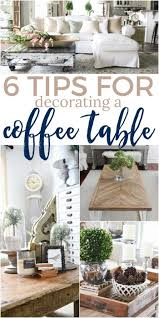 Image Modern Tips For Decorating Coffee Table The Turquoise Home Tips For How To Decorate Coffee Table The Turquoise Home