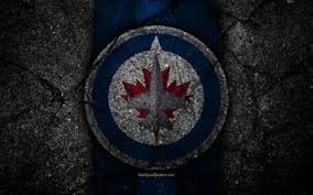 We have 71+ amazing background pictures carefully picked by our community. Download Wallpapers 4k Winnipeg Jets Logo Hockey Club Nhl Black Stone Western Conference Usa Asphalt Texture Hockey Central Division For Desktop Free Pictures For Desktop Free
