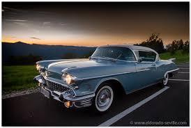 1958 Cadillac Eldorado Seville | Geralds 1958 Cadillac Eldorado ...