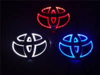 Wholesale Toyota <b>Logo</b> Light for Resale - Group Buy Cheap Toyota ...