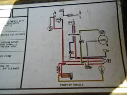 need diagram or images of 86 7 5 fed emissons ford truck i think i could handle that diagram and those emissions components that s a pretty simple setup above