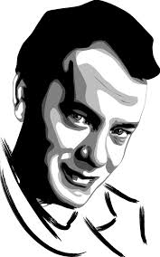 Tom Hanks Vector Portrait Made In Adobe Illustrator Illustrations