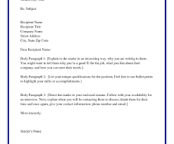 Business Letter Unknown Recipient The Best Sample How To Address