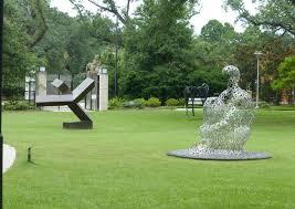 besthoff sculpture garden part of the new orleans