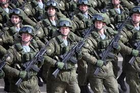 Вооруженные Силы ВС Российской Федерации Численность Срок  Вооруженные силы Российской Федерации