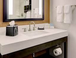 Bathroom Vanity Brooklyn Lodgeworks A Hampton Inn Brooklyn Downtown