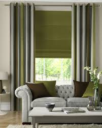 curtains and vertical blinds together