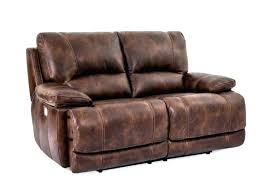 cheers clayton motion leather sofa medium