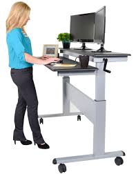 standing office table. Desks Electric Rising Desk Sit And Stand Office Standing Solutions To Up Table