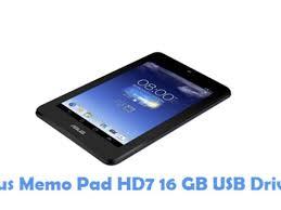 Download Asus Memo Pad HD7 16 GB USB ...