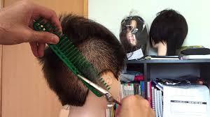 メンズ髪型 アシメ ベリーショート ヘアスタイル 0から始めるヘアカット