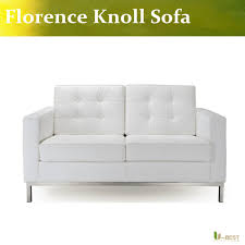 Delighful Modern White Loveseat Ubest Leather Classic Contemporary Reproduction Retro To Design