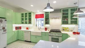 Kitchen 50s Makeover Before And After TODAY Com