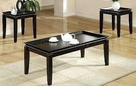 dark espresso coffee table furniture of america architectural inspired dark espresso coffee table