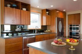 Exceptional Upper Alki Kitchen Remodel Midcentury Kitchen Pictures
