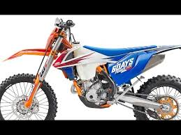 2018 honda 350 2 stroke. exellent honda 2018 new ktm xc u0026 exc enduro six days special edition studio action first  photos on honda 350 2 stroke