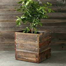 wooden box planters wood square planters easy pieces square wooden garden planters wooden square planter box square wood box