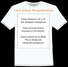 Tee Shirts Templates Merch By Amazon