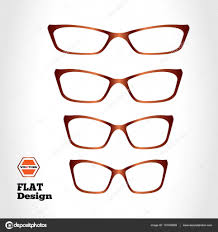 Design For Vision Hours Eye Glasses Set Optical Glass Appliance For Vision Brown