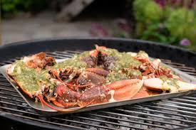 barbecued lobster thermidor