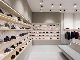 Footwear Shop Design End Clothing By Brinkworth Shoe Store Design Clothing