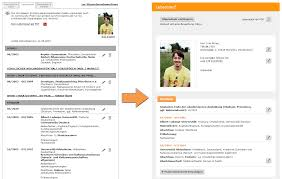 Neues Profil Und Neuer Lebenslauf E Fellows Net