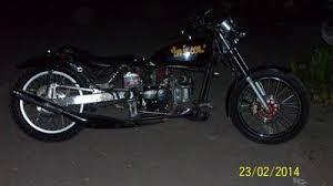 suzuki 110cc chopper part 2