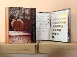 Munsell Soil Colour Chart Munsell Soil Chart 2009 Edition