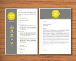 Ideas Collection Modern Microsoft Word Resume And Cover Letter