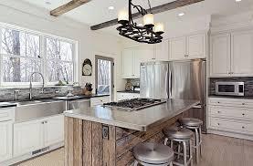 Small Picture Rustic Modern Kitchen markcastroco