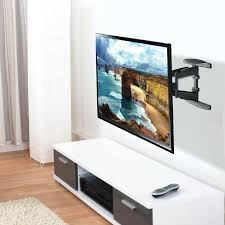 23 55 ultra slim tilt swivel arm full motion lcd led tv wall mount