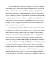 tok essay on the matrix international baccalaureate theory of  page 1 zoom in