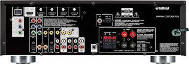 Yamaha Aventage Comparison Chart Yamaha Rx V367bl 500 Watt 5 1 Channel Av Receiver Discontinued By Manufacturer