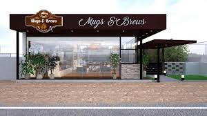 exterior office. Awesome Small Coffee Shop Design Exterior Office Pinterest Best Cafe Ideas On