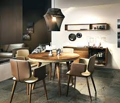 small walnut dining table round walnut dining table and chairs dining room small round dining tables