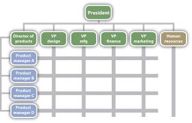 Organizational Chart Of Multinational Company 12 2 Organizational Design