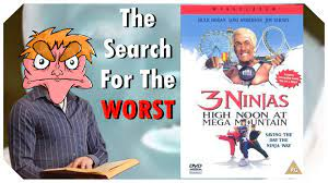 3 Ninjas: High Noon At Mega Mountain - The Search For The Worst - IHE   I  Hate Everything Wiki