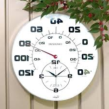 patio clock patio thermometer patio clocks outdoor thermometer extra large patio clocks patio clock