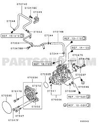 Fuel injection pump engine endfr8 k77t ge mitsubishi rh partsouq mitsubishi online parts catalog mitsubishi