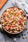 apple carrot and yogurt salad