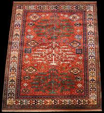 kazak life tree rug code kztl02 size 171x209cm size ft 5 7 x6 10