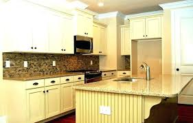 kitchen cabinets and ideas antique white with dark wood floors island appliances backsplash for off