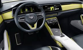 2018 volkswagen convertible. Contemporary 2018 2018 VW Polo SUV Interior Intended Volkswagen Convertible