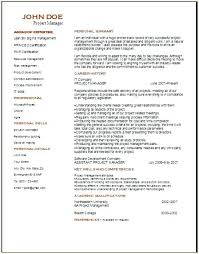 Lean Six Sigma Resume Examples Project Management Resume Lean Six
