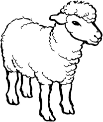 Small Picture Alpha Male Sheep Coloring Page Alpha Male Sheep Coloring Page