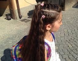 škola účesů Pro Maminky Holčiček Anna Lukešová